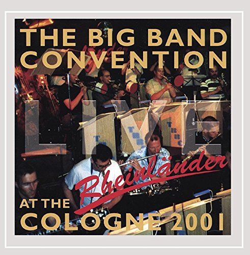 Live At The Rheinländer Cologne 2001