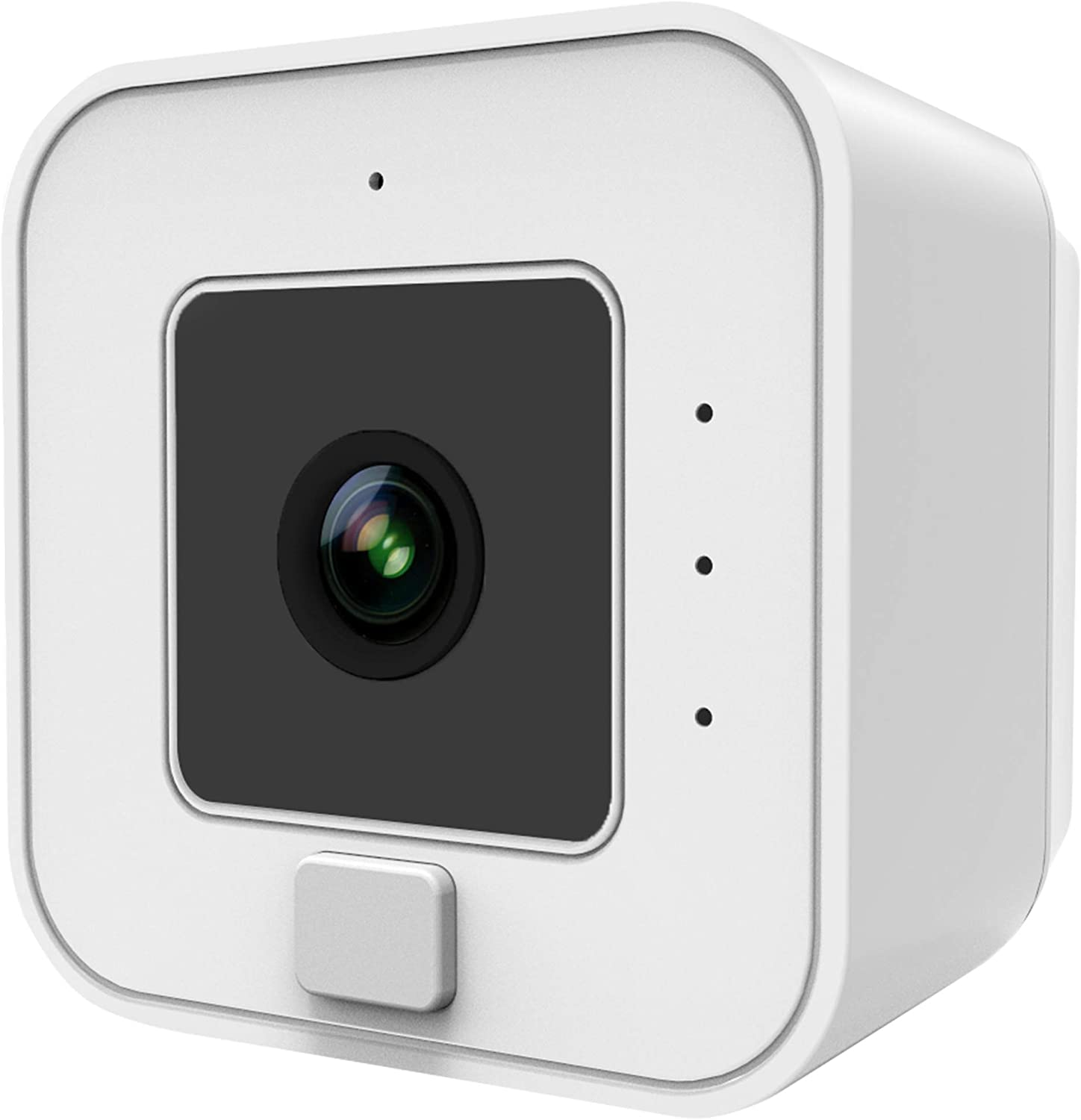 SimplySmart 買物 Home White 待望 SSC005 Cube Indoor 1080p Outdoor Full HD