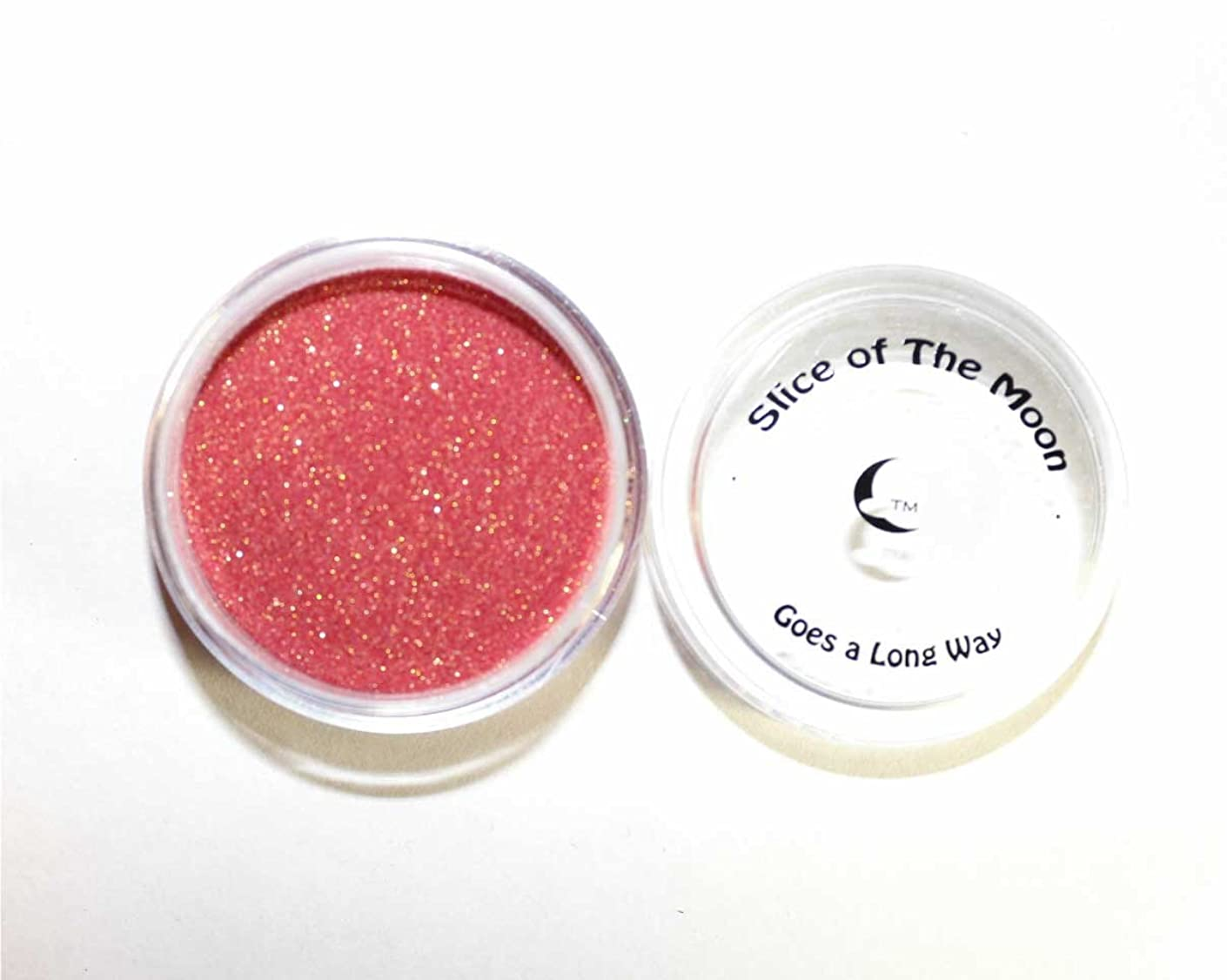 Slice Of The Moon: Iris Gold Red Crystal Non Solvent Resistant Glitter Powder 20g - Cosmetic Grade For Lipstick Lip gloss Bath Bombs Epoxy Resin Face Blush Powder Eye pencil Dye Pigments Candle Making