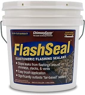 FlashSeal Elastomeric Flashing Sealant, 1 Gallon (Brown)