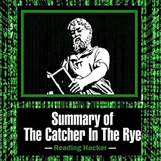 The Catcher In The Rye By Jd Salinger  Summary Review  Summary Of The Catcher In The Rye Audiobook Cover Art