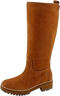 Timberland Women's Courmayeur Valley Tall Boot Fashion