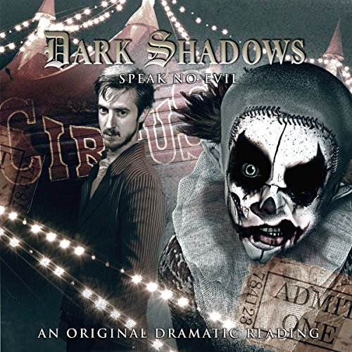 Couverture de Dark Shadows - Speak No Evil