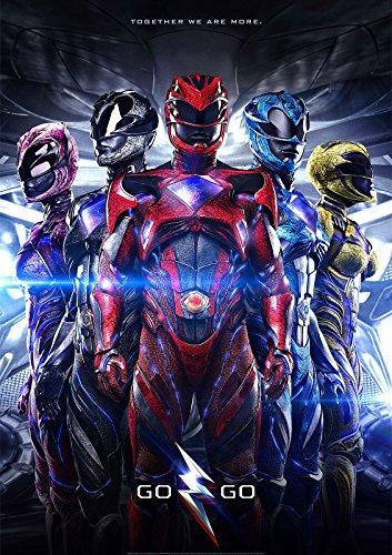 Perfect A4 - Póster de Power Rangers en 24 Horas