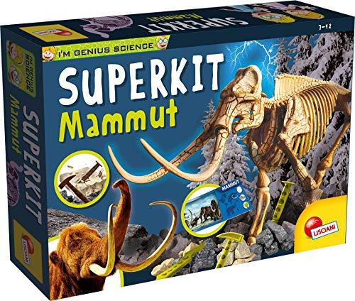 Lisciani 79964 I'm a Genius Superkit Mammut