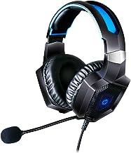 HEADSET GAMER HP COM ILUMINAÇÃO, 7.1 USB - H220GS