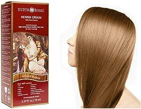 Surya Brasil Henna Cream - Golden Blonde, 2.37 Oz