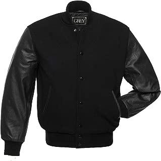 Best black on black letterman jacket Reviews