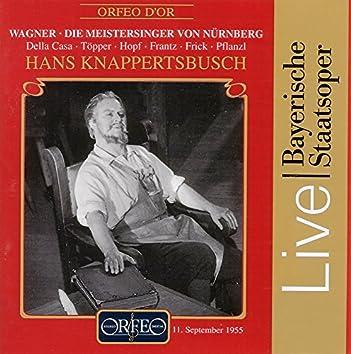 Wagner: Die Meistersinger von Nürnberg, WWV 96 (Bayerische Staatsoper Live)