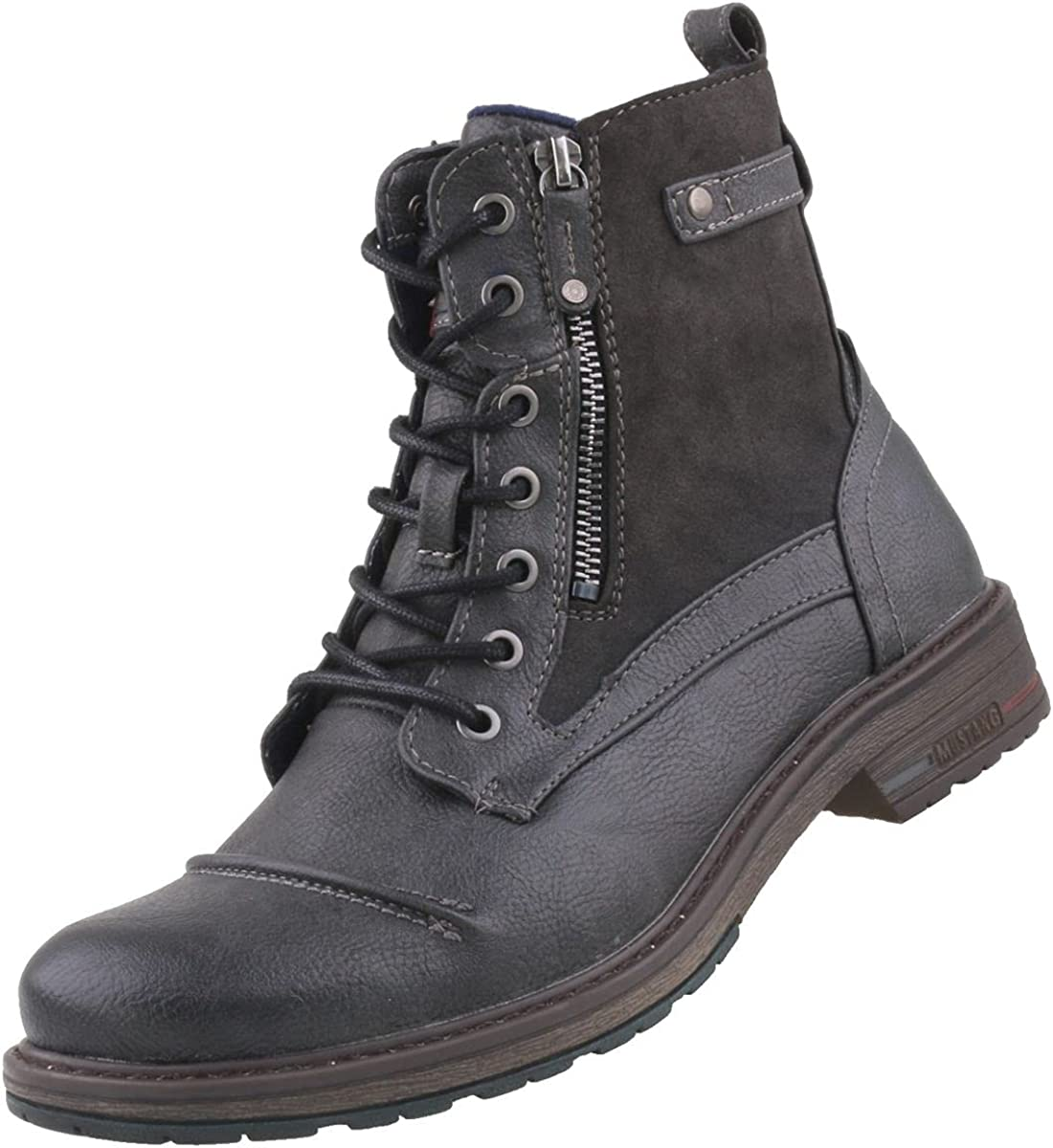 MUSTANG Men's Derby Cheap mail order shopping Ankle Boots Save money