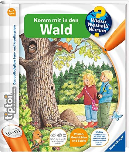 tiptoi® Komm mit in den Wald (tiptoi® Wieso? Weshalb? Warum?, 8)