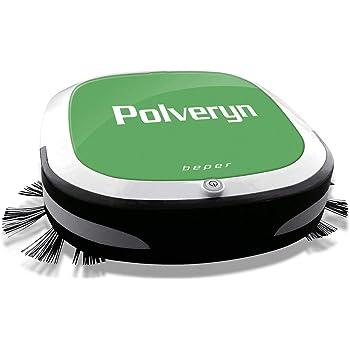 Beper 50.600 - Robot aspirador para limpieza de suelos (carcasa de ABS, función anticaída): Amazon.es: Hogar