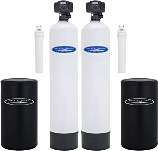 Tannin Removal + Softener Whole House Water Filter