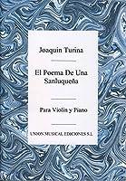 TURINA - El Poema de una Sanluque para Violin y Piano