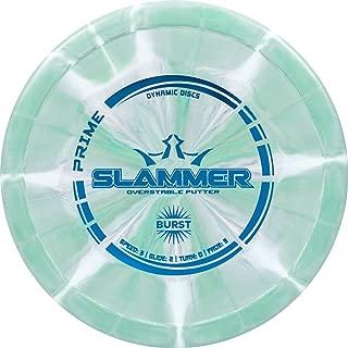 Dynamic Discs Prime Burst Slammer Putter Golf Disc [Colors May Vary]