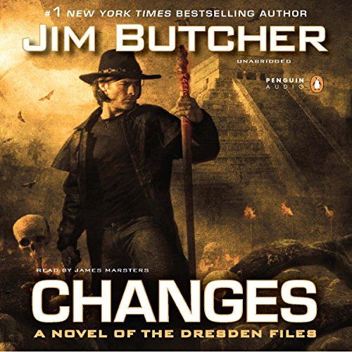 Changes: The Dresden Files, Book 12 cover art