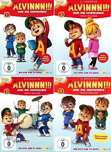 Alvinnn!!! und die Chipmunks,