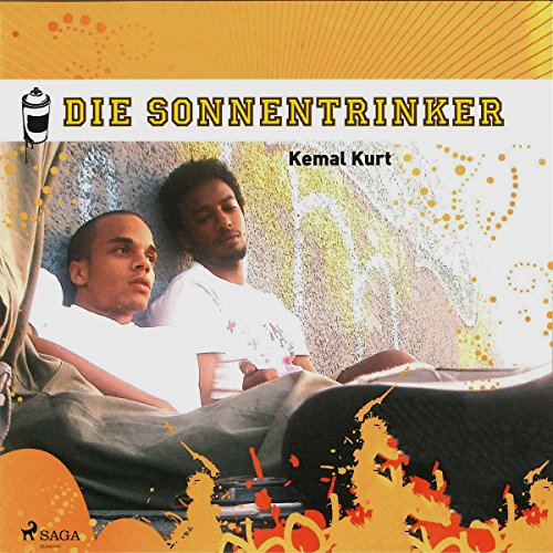 Die Sonnentrinker audiobook cover art