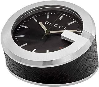 グッチ GUCCI YC210006 置時計 ブラック [並行輸入品]