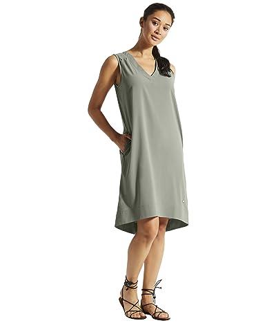FIG Clothing Pao Dress (Eucalyptus) Women