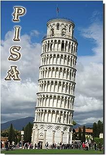 Leaning Tower of Pisa fridge magnet 3