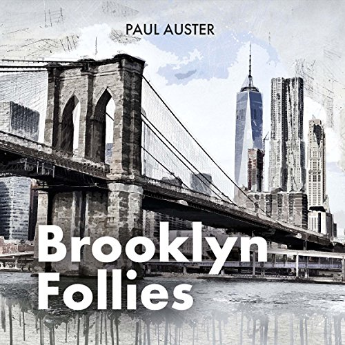Brooklyn Follies audiobook cover art