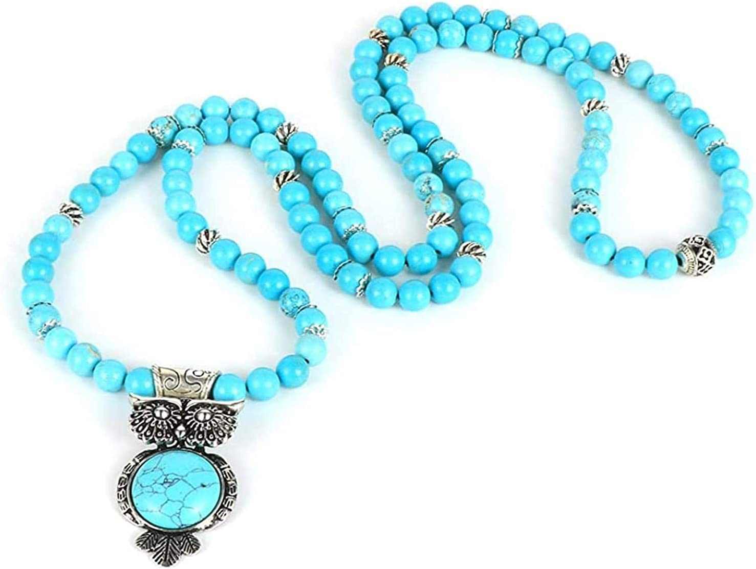 MJNYHGB Feng Shui Bead Bracelet Brand new Eye Tiger Natural Gorgeous Sto Turquoises