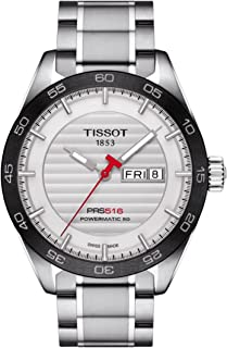 Tissot T100.430.11.031.00 PRS 516 Powermatic 80 Automatic Men's Watch