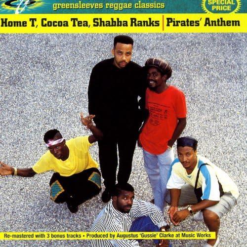 Home T, Cocoa Tea & Shabba Ranks