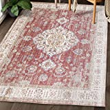 ReaLife Rugs Machine Washable Rug - Stain Resistant, Non-Shed -...