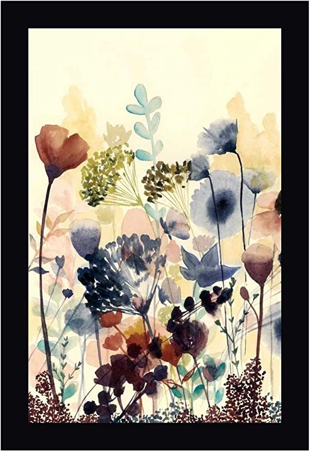 Amazon Com Sundry Blossoms I 2 By Grace Popp 10 X 16 Canvas Art Print Gallery Wrapped Ready To Hang Posters Prints