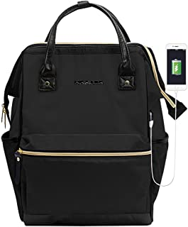 d2dac7da07 KROSER Laptop Backpack 15.6 Inch Stylish Computer Backpack School Backpack  Casual Daypack Laptop Bag Water Repellent