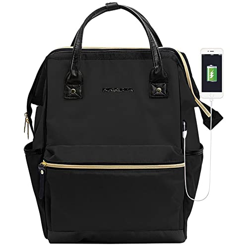 8454c7a37f57 KROSER Laptop Backpack 15.6 Inch Stylish Computer Backpack School Backpack  Casual Daypack Laptop Bag Water Repellent