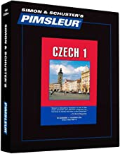 Pimsleur Czech Level 1 CD: Learn to Speak and Understand Czech with Pimsleur Language Programs (1) (Comprehensive)