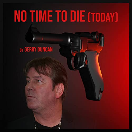 no time to die today cover