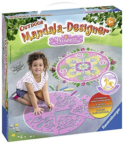 Ravensburger 29706 – Princess Mandala Designer Outdoor