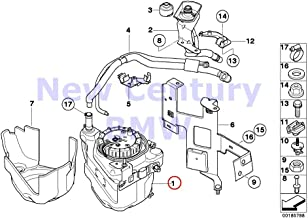 BMW Genuine Scr Container Active Active Tank X5 3.5d X5 35dX
