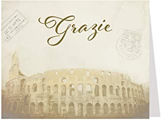 Best italian thank you cards Reviews