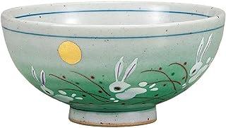 Kutani-yaki-Reis-Suppenschüssel aus japanischer Keramik &am