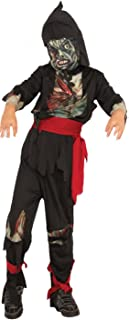 Amazon.com: Rubies Costume 630937-M Childs Zombie Ninja ...