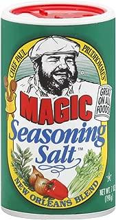 2 Pack: Chef Paul Prudhomme's Magic Seasoning Salt New Orleans Blend -- 7 oz