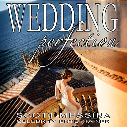 Wedding Perfection audiobook cover art