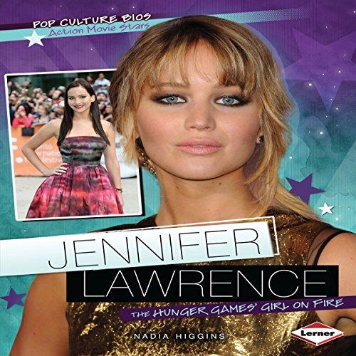Jennifer Lawrence cover art