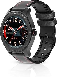 comprar comparacion BlitzWolf Smartwatch, Reloj Inteligente IP67 Impermeable HD Pantalla Táctil Completa de 1.3 Pulgadas, Rastreador de Activi...
