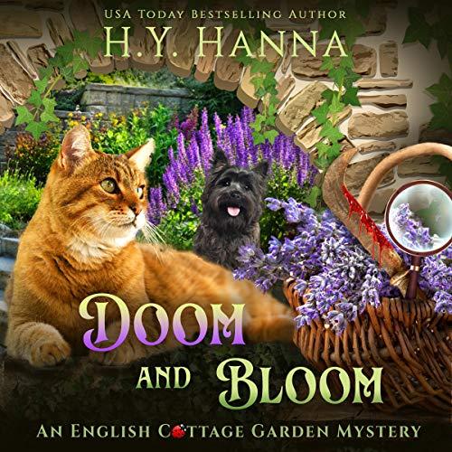 Doom and Bloom audiobook cover art