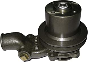 New Water Pump With Pulley For Perkins Engines 4.212 4.236 4.248 For Massey Ferguson Tractors 165UK 175 178 255 261 265 270 275 290 670 374S 384S 394S Comes With Gasket 79003714