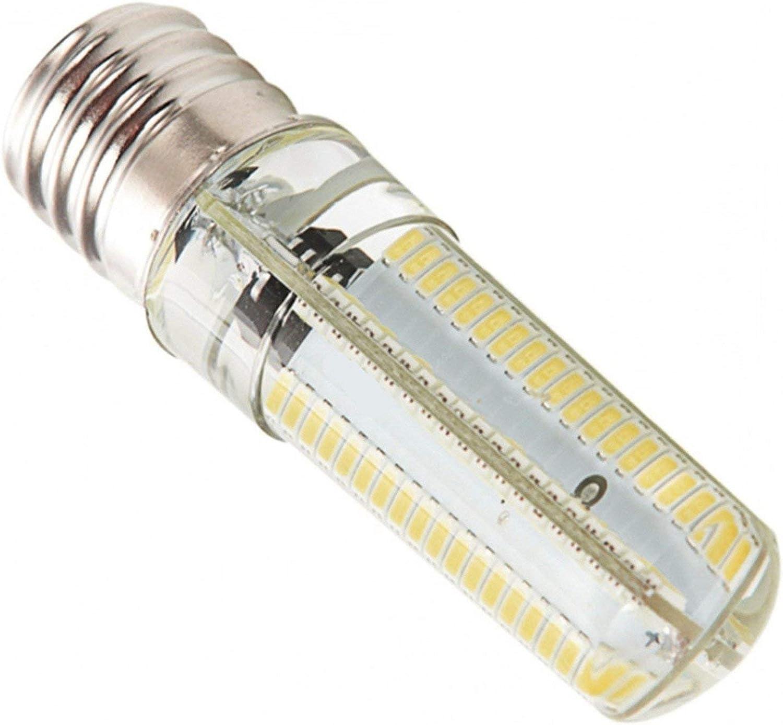 Oudan Light E17 Dimmable 4W 152 LED 3014 SMD 300-400 LM Warmes Wei Kaltes Wei Dekorative Bi-Pin Lichter AC 220V AC 110V (Farbe   Warmes Wei, Groauswa  110) (Farbe   Warmes Weiß, Gre   220)