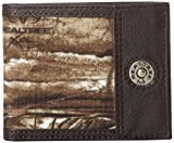 Realtree Men's Bifold Wallet, Brown, One Size