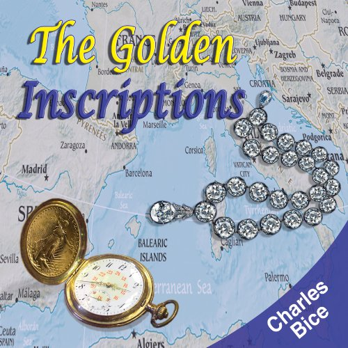 The Golden Inscriptions audiobook cover art