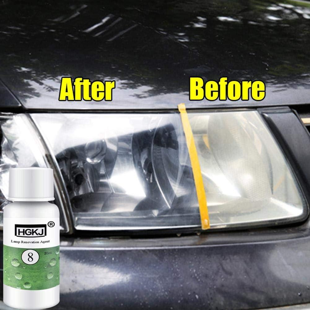 Liery Hgkj 8 Reparaturflüssigkeit Für Autoscheinwerfer Auto